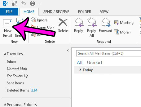 how to use the bcc field in outlook 2013